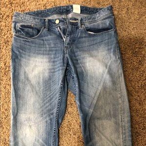 Zara Boyfriend Jeans Sz 27